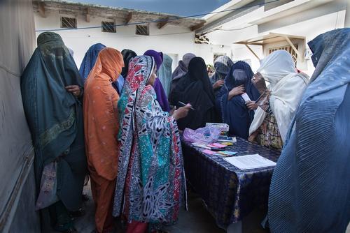 Projects of MSF in Balochistan - June 2014