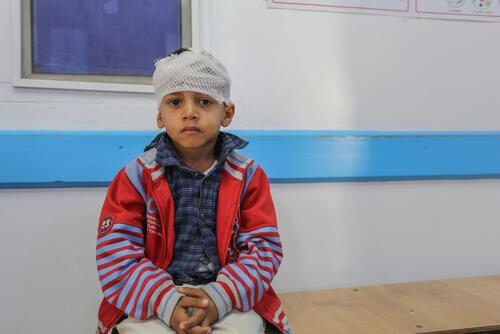 Naser Hospital, Ibb city, Yemen
