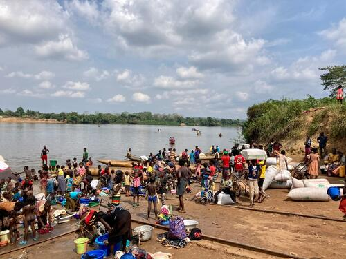 MSF response in Bangassou and Ndu