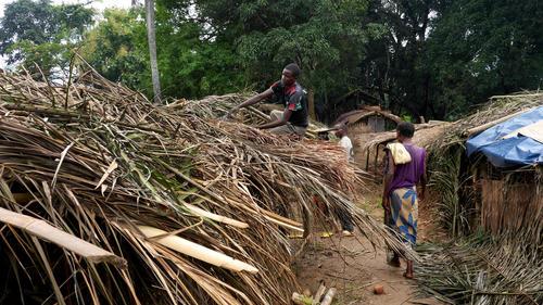 IDP ALINDAO (CAR)