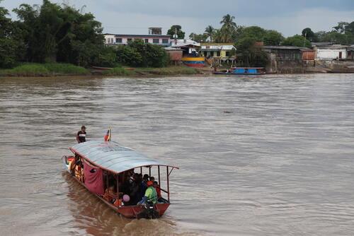 Venezuelan migrants in Colombia: an unattended crisis