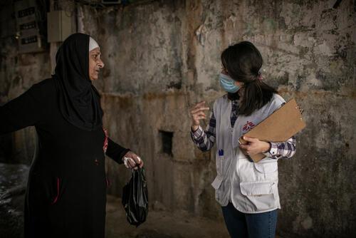 MSF COVID-19 Response in Lebanon