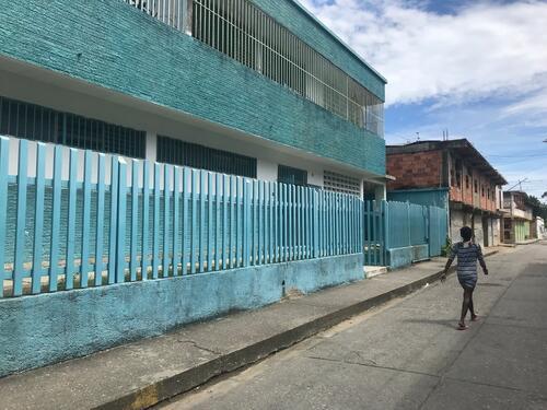Sucre: Malaria treatment at Yaguaraparo Hospital