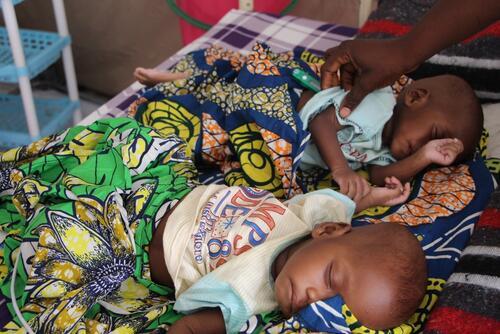 Fori therapeutic feeding centre, Maiduguri
