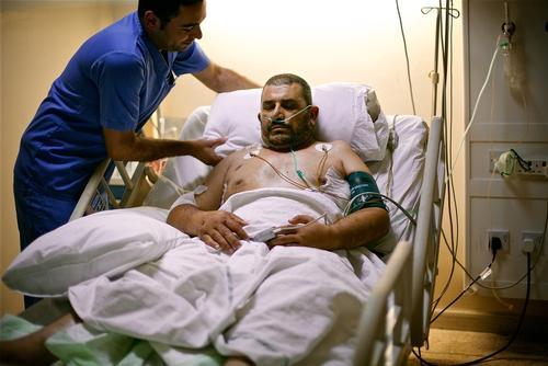 MSF's Emergency Surgical Project in Ramtha, Jordan