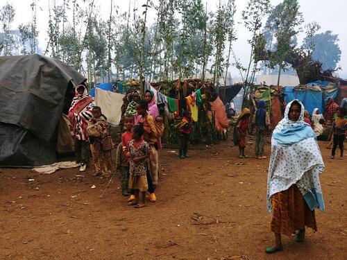 Responding to Ethiopia's displacement crisis
