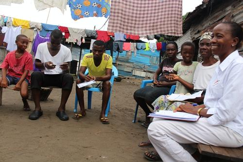 Healthcare in the aftermath of Ebola - Monrovia - Liberia
