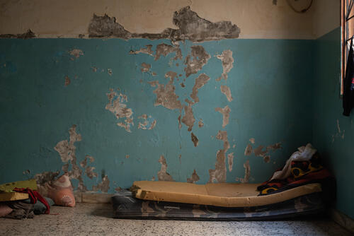 Libya: Crisis Within a Crisis - Mustapha Testimony