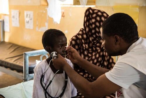 Tabarak Allah hospital - Gedaref, Sudan