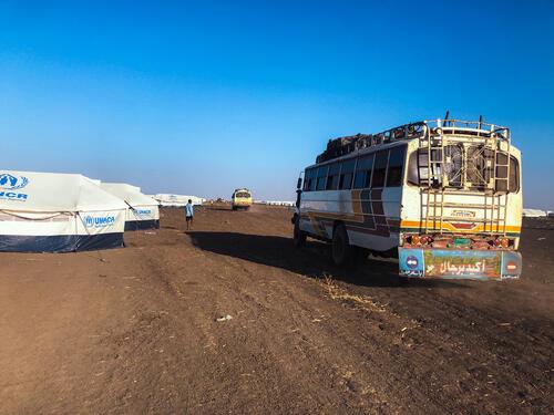Al Tanidaba camp