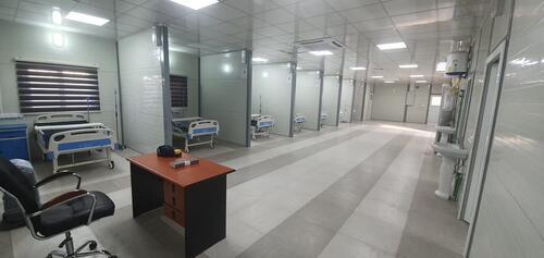 Al-Shifaa Hospital, Mosul