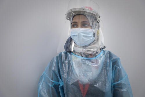 Dr. Sana - MSF medical activity manager