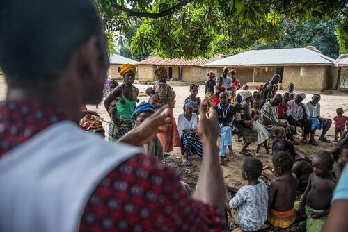 Ebola Survivor Health in Tonkolili, Sierra Leone, Oct 2015