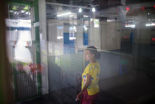 Closure Insein Clinic, Yangon Myanmar - Minzayar Oo - June 2019