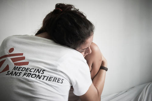 خدمات الصحة الجنسية والإنجابية في تشولوما في هندوراس