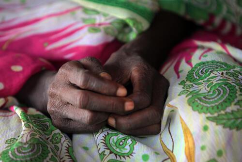 Treating kala azar HIV co-infection in Patna, Bihar