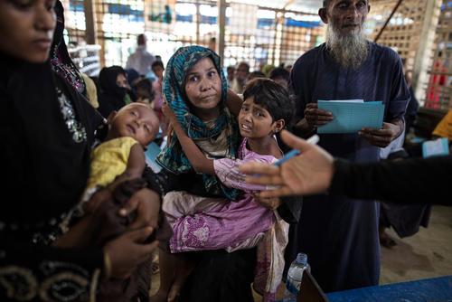 MSF Response Rohingya Crisis