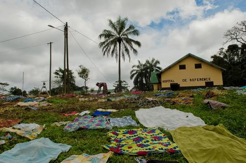 Cameroon - Care for malnourished CAR refugees