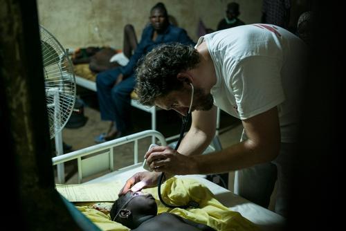Meningitis Epidemic in Niger