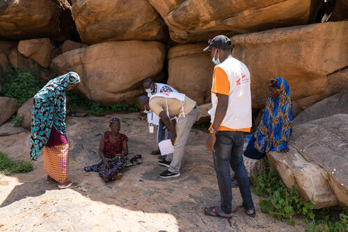 Neglected crisis in central Mali