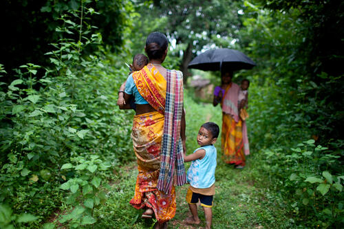 Treating Severe Acute Malnutrition in Chakradharpur block of Jharkhand