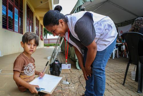Humanitarian and medical needs of Venezuelan migrants and asylum seekers in Roraima state, Brazil