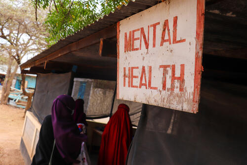 Mental Health Crisis is Brewing in Dadaab