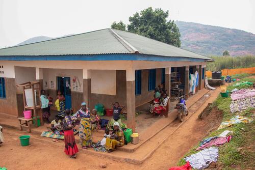 Nizi general referral hospital - Ituri, DR Congo