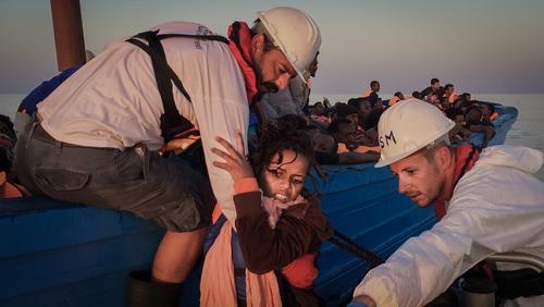 Dignity Mediterranean rescue 26 June