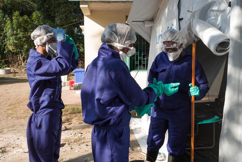 Madagascar Plague - MSF Response
