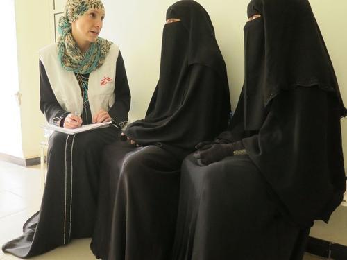 Daily life in Qatabah - Yemen