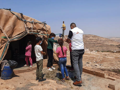 Palestine: Tackling COVID-19 in Hebron, the epicenter of the outbreak