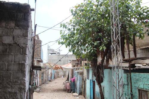 MSF's Hepatitis C Clinic in Machar Colony, Karachi