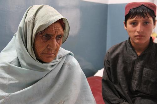 MSF in Sadda and Alizai, Kurram Agency (FATA)