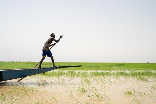 Mali, September 2020.