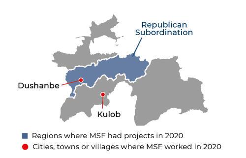 Tajikistan Activities 2020