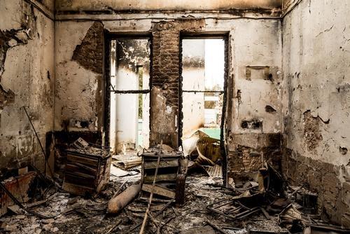 Kunduz Hospital After the Attack
