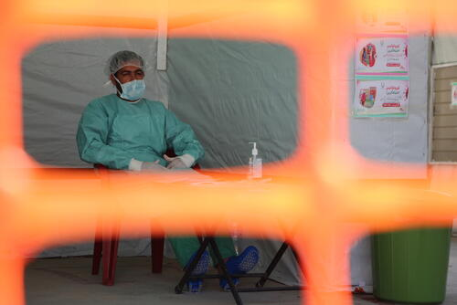MSF coronavirus Covid-19 Response in Pakistan