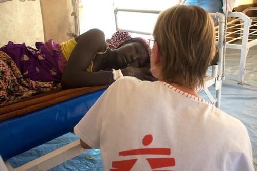Am Timan Hospital, Chad - January 2017