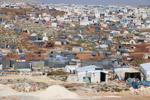 Deir Hassan Camp