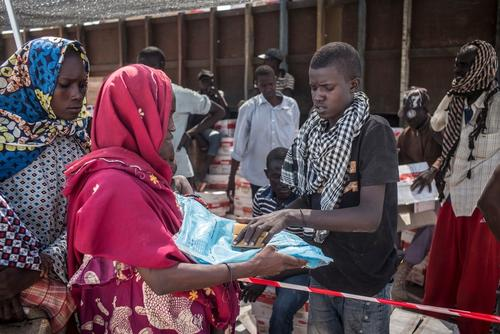 Ngala, Nigeria: Emergency aid to victims of violence and displacement