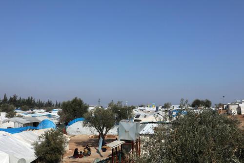 Qadimoon camp (Northwest Syria)