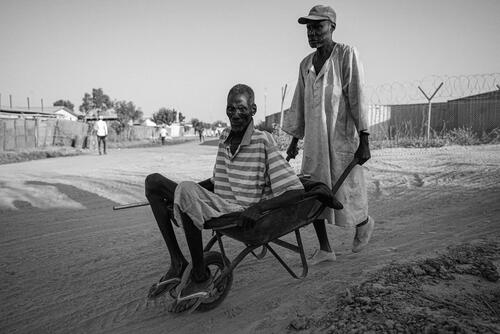 Life inside South Sudan's Largest Displacement Camp
