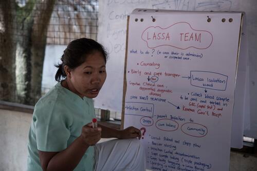 Lassa fever project