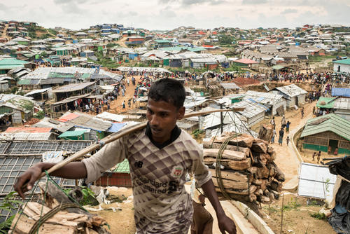 Mental Health: Rohingya Trauma and Resilience