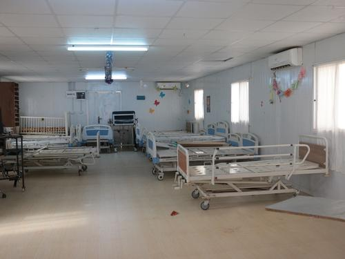 MSF ends operations in Zaatari refugee camp