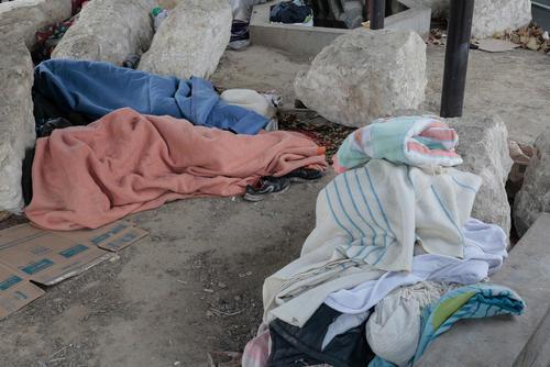 Condition of migrants in Paris