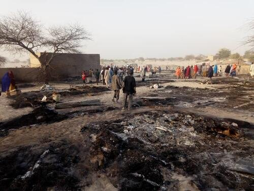 Diffa: recent attack in Nguigmi village