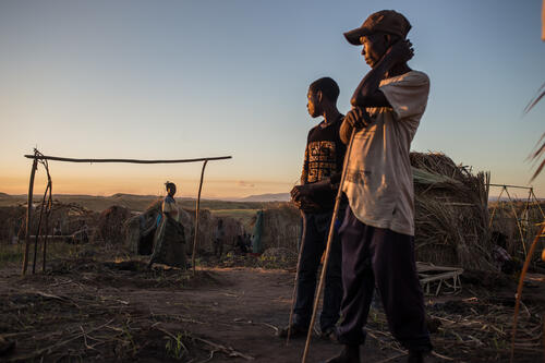 DRC - Tanganyika IDPs may 2017