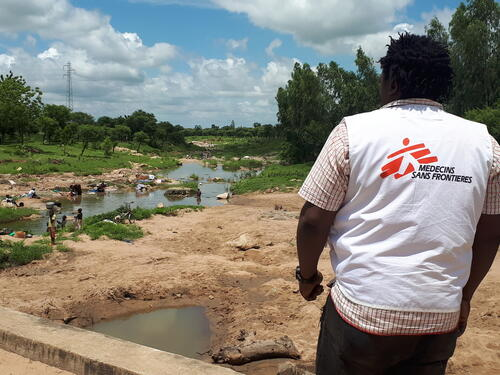 MSF working to prevent a new cholera epidemic in northern Cameroon